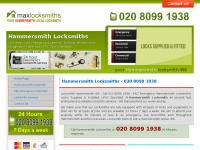 Hammersmithmaxlocksmith.co.uk