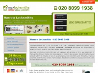 Harrowmaxlocksmith.co.uk