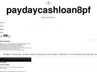 paydaycashloan8pf.com