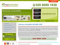 Hornseymaxlocksmith.co.uk