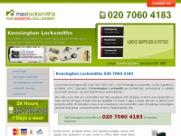 kensingtonmaxlocksmith.co.uk Thumbnail