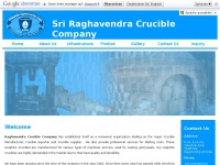 Sriraghavendracrucible.in