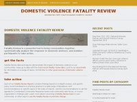 dvfatalityreview.org