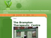 thebramptontherapeuticcentre.co.uk Thumbnail