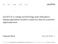 useallfive.com