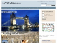 findvenueslondon.co.uk