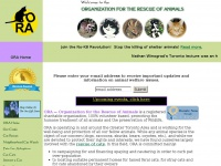 Ora-animalsrescue.org