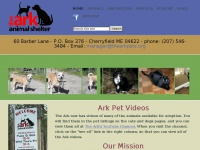 Thearkpets.org