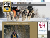 International Pedigree Stage Stop Sled Dog Race | Jackson, WY  | Home |
