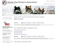 Alaska Dog Mushers Association