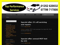 Topperformanceservices.co.uk
