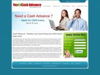 yes2cashadvance.com