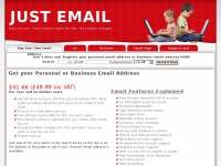 Justemail.co.uk
