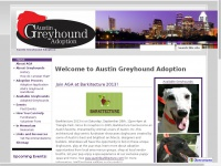 Austingreyhounds.org