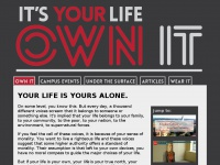 Itsyourlifeownit.org