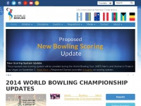 World Bowling - Official Website of the International Governing Body of the Sport of Bowling