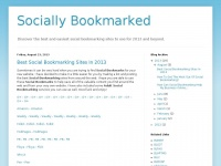 Socially Bookmarked