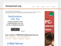 Tempemail.org