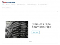 stainlesssteelpipes.net