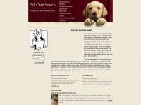 petcaresearch.net