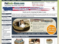 petbeds-4less.com