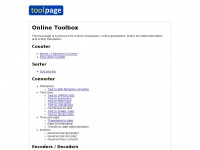 Toolpage.net