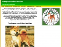 evergreenshibaclub.org