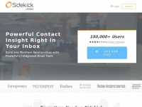 Sidekick by HubSpot - The Ultimate Email Advantage