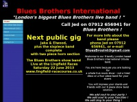 tributebluesbrothers.co.uk