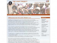 The-light-project.de