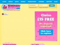New Bingo Site - Scrummy Bingo - Play Free Bingo No Deposit Required!