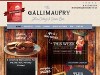 thegallimaufry.co.uk Thumbnail