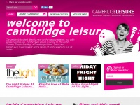 cambridgeleisure.co.uk