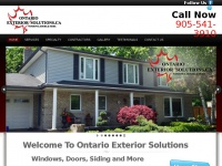 Ontarioexteriorsolutions.ca