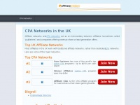 CPA Networks in the UK