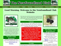 Thenewfoundlandclub.co.uk