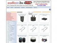 audiotec2u.co.uk