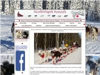 NorthWapiti Siberian Husky Kennels, Alberta, Canada - Breeders of  Champion Siberian Huskies and Iditarod Finishers