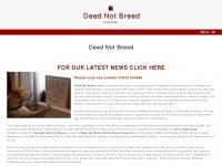 deednotbreed.org.uk
