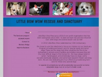 littlebowwowrescue.com