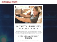 Keithurbanticket.org