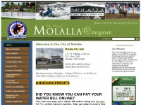 cityofmolalla.com