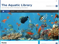 theaquaticlibrary.co.uk