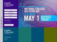 capital.edu Thumbnail