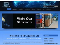 ndaquatics.co.uk Thumbnail