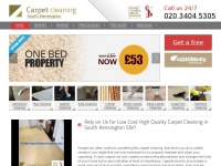 carpetcleaningsouthkensington.co.uk Thumbnail