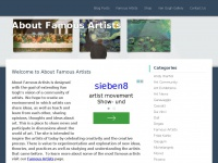 Aboutfamousartists.com