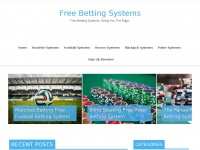 freebettingsystems.net Thumbnail