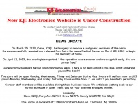 kjielectronics.com
