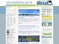 Orca DX and Contest Club home page